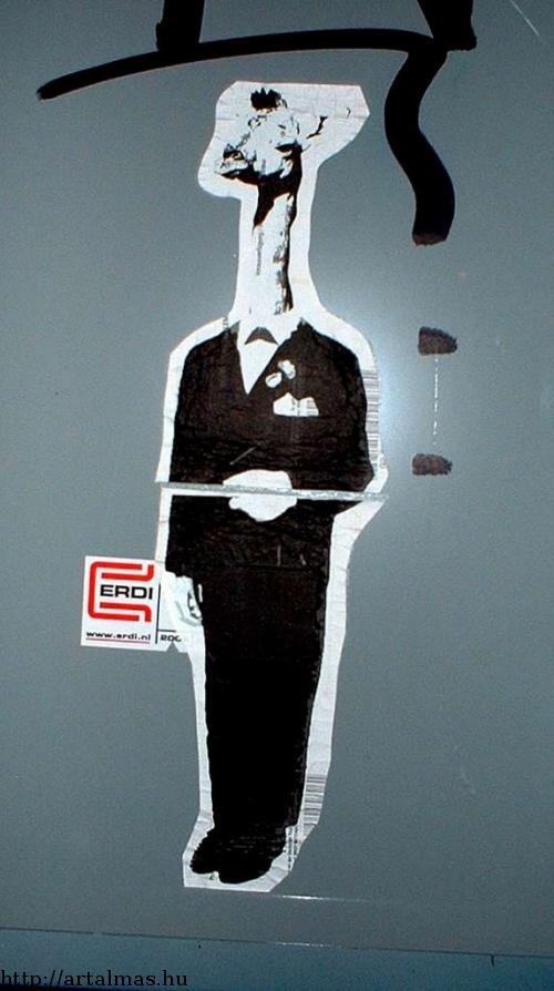 Amsterdam street art II