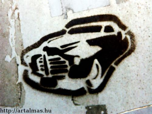 Budapest street art IV