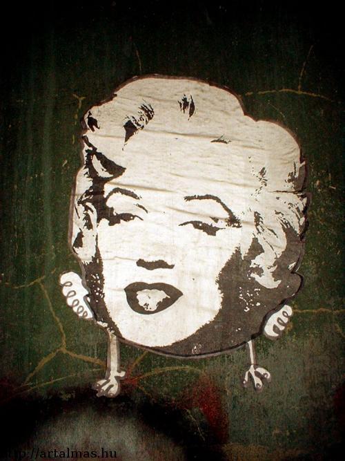 Budapest street art V